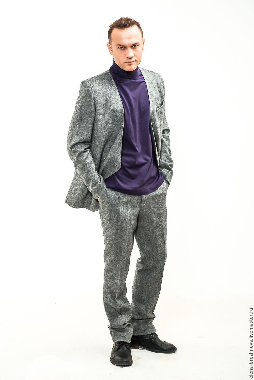 Российский дизайнер мужской одежды