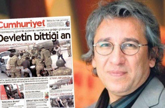 Турецким журналистам грозит пожизненное заключения за статью в газете