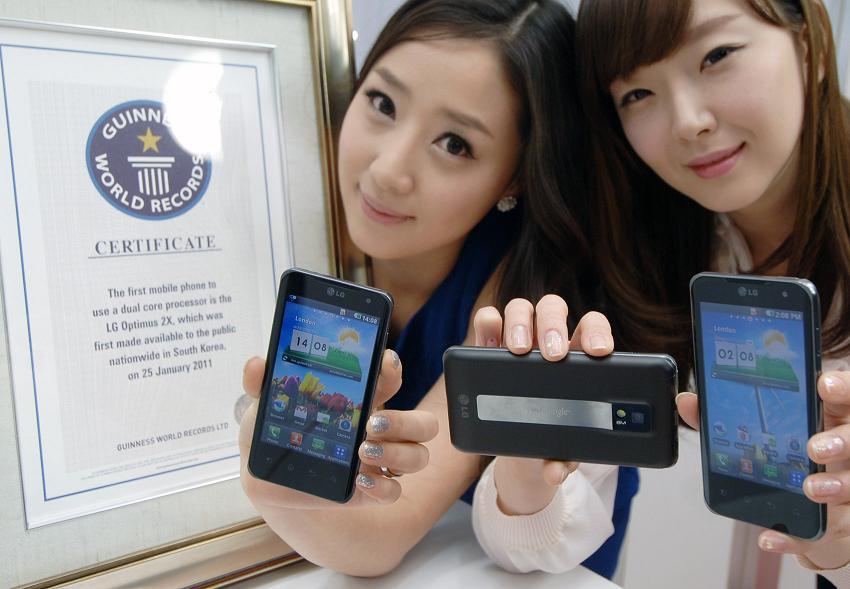 Самый тонкий смартфон в мире занесли в Книгу рекордов Гиннесса.